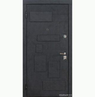 Квартирная дверь Тетрис