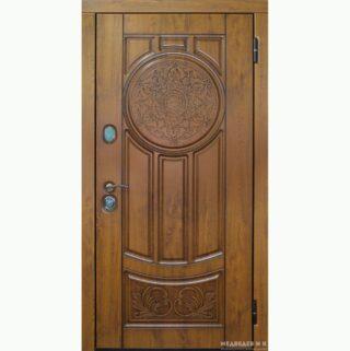 Квартирная дверь Флора