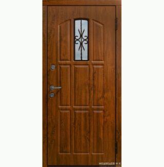 Уличная дверь Варезе